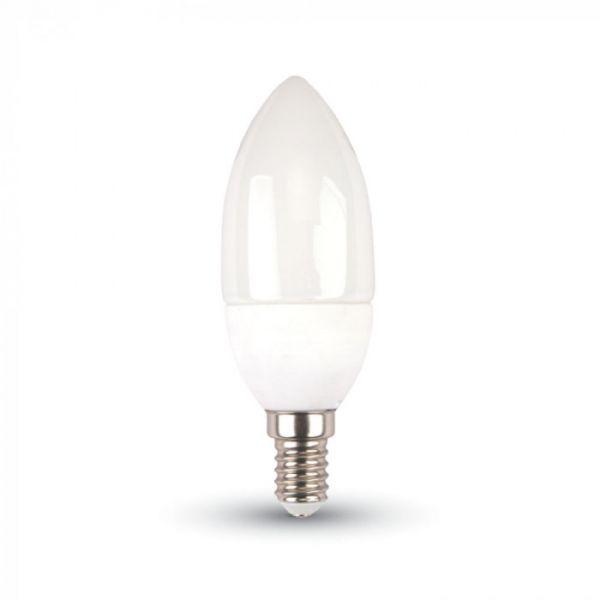 LED Kerze E14, 6W, 470lm warmweiß